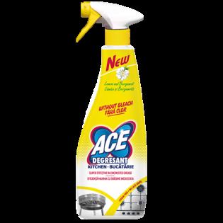 ACE Spray de curăţare pentru bucătărie 750ml
