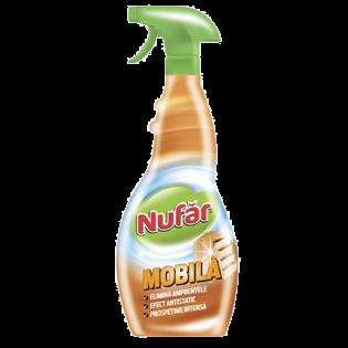 NUFĂR Spray curăţare mobilă 500ml