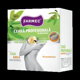 FARMEC Ceară profesională pentru epilat 100g