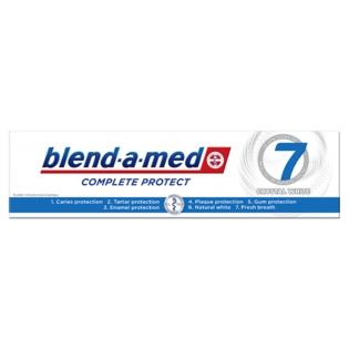 BLEND-A-MED Pastă de dinţi complete protect 100ml