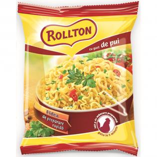 ROLLTON Fidea cu gust de pui 60g