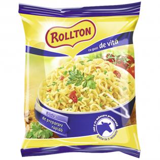 ROLLTON Fidea cu gust de vită 60g