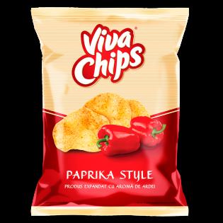 Viva Chips Ardei