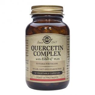 SOLGAR Quercetin Complex 50cps