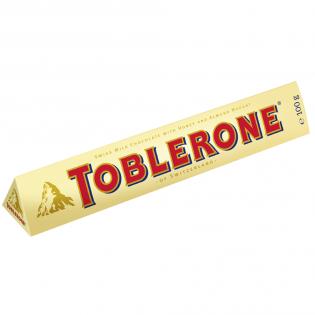 TOBLERONE Ciocolată cu lapte 100g
