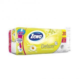 ZEWA Hârtie igienică muşeţel 20 buc