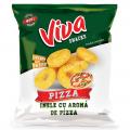 VIVA Snacks inele cu aromă de pizza 80g